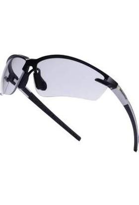 İsg Okulu Delta Plus Fuji Clear Şeffaf Iş Gözlüğü