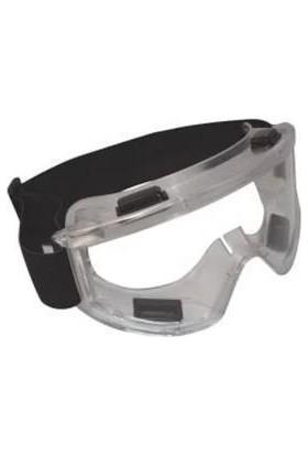 İsg Okulu Baymax Grand S550 Şeffaf Koruyucu Çapak Işçi Gözlüğü