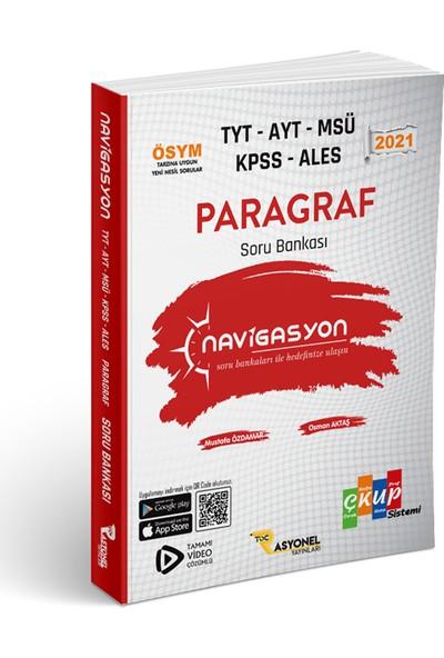 Rasyonel Yayınları TYT - AYT - MSÜ Paragraf Soru Bankası