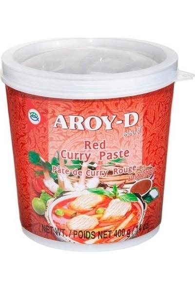 Aroy-D Kırmızı Köri Ezmesi 400 gr