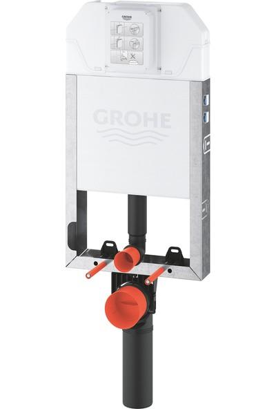 Grohe Uniset Ince Gömme Rezervuar 80 mm - Destek Ayaklı