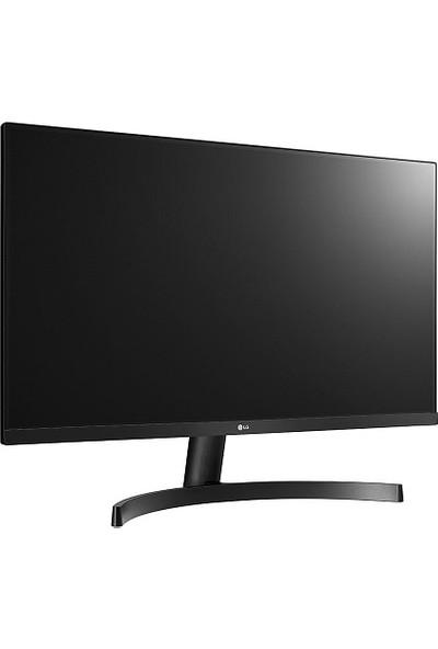 "LG 24ML600M-B 23.8"" 75Hz 5ms (HDMI+VGA) FreeSync Full HD IPS LED Monitör"