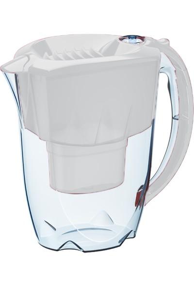 Aquaphor Aquafor Ametist Beyaz 2,8 lt Akıllı Sürahi ve 9 Adet Kartuş