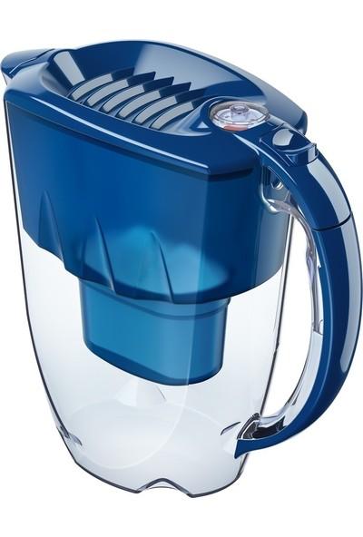 Aquaphor Aquafor Ametist Mavi 2,8 lt Akıllı Sürahi ve 3 Adet Kartuş