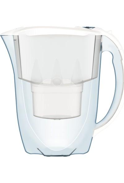 Aquaphor Aquafor Ametist Beyaz 2,8 lt Akıllı Sürahi ve 3 Adet Kartuş