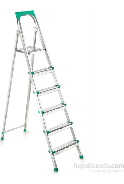 Doğrular Perilla GI200 11005 Profil 5+1 Basamaklı Merdiven