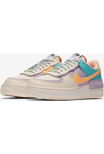 Ni̇ke Air Force 1 Shadow Sneaker Kadın Spor Ayakkabı CI0919-101