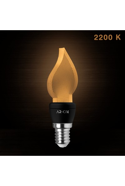 Ar-On LED Ampul MOD1003 E14 2200 Kelvin