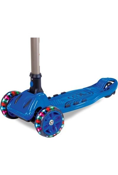 Cool Wheels Maxi Scooter Mavi