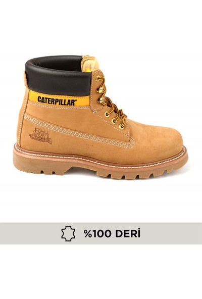 Caterpillar Colorado Honey Nubuk Erkek Bot