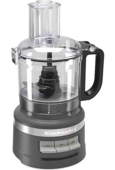 Kitchenaid 5KFP0719EDG Charcoal Grey 1,7 Litre Mutfak Robotu