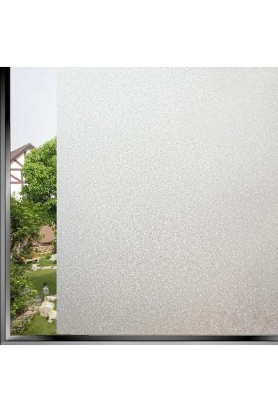 Buzlu Görünüm Cam Filmi 100 cm x 5 Metre
