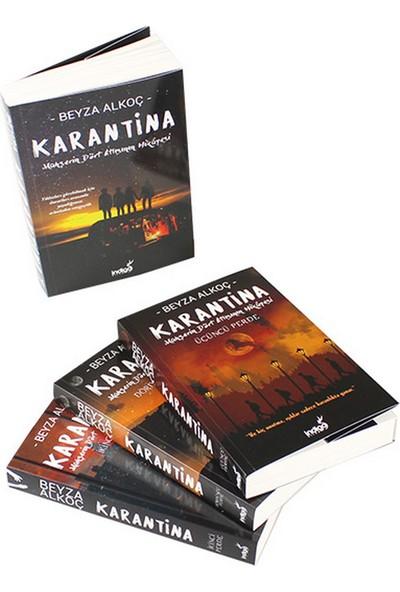 Karantina Seti - Beyza Alkoç - 4 Kitap