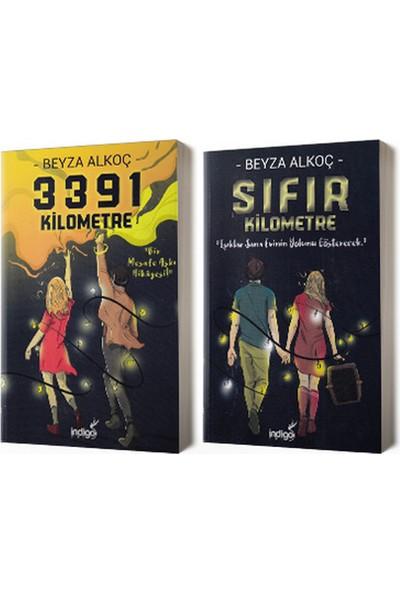 3391 Kilometre ve Sıfır Kilometre - 2 Kitap