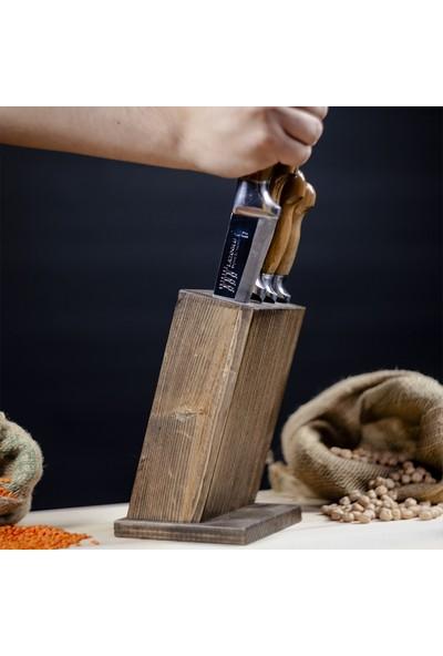 Lazoğlu 5 Parça Takozlu Bıçak Seti