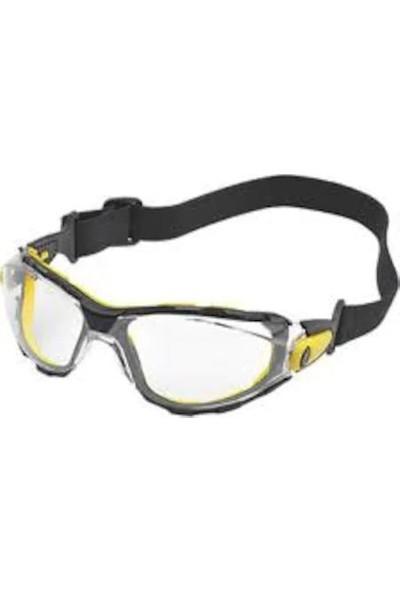 İsg Okulu Delta Plus Pacaya Strap Iş Gözlüğü