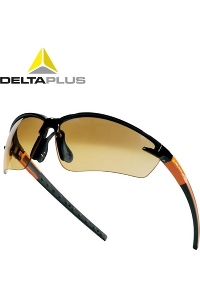 İsg Okulu Delta Plus Fuji Gradient Füme Iş Gözlüğü