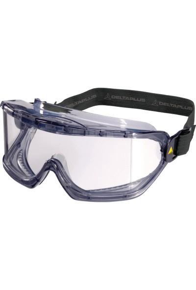 İsg Okulu Delta Plus Galeras Clear Şeffaf Koruyucu Iş Gözlüğü