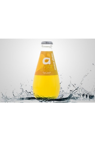 Avşar Mango-Ananas Maden Suyu - 24'lü