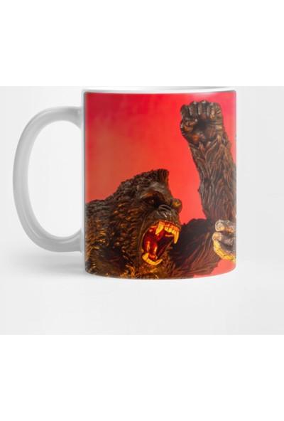 Fizello King Kong Vs Godzilla 1962 Kupa Bardak