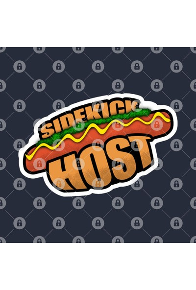 Fizello 10İsh Podcast - Sidekick Host, Hot Dog Kupa Bardak
