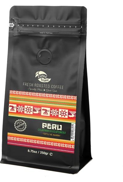 Coffeetropic Terra Single Origin Peru Cajamarca Ecoforest Limited Edt. 250 Gr