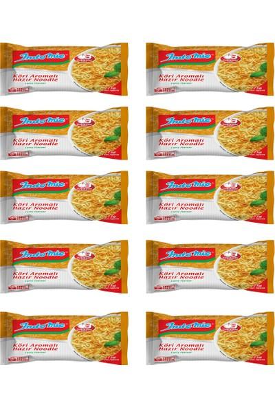 Indomie Köri Aromalı Hazır Noodle 10'lu
