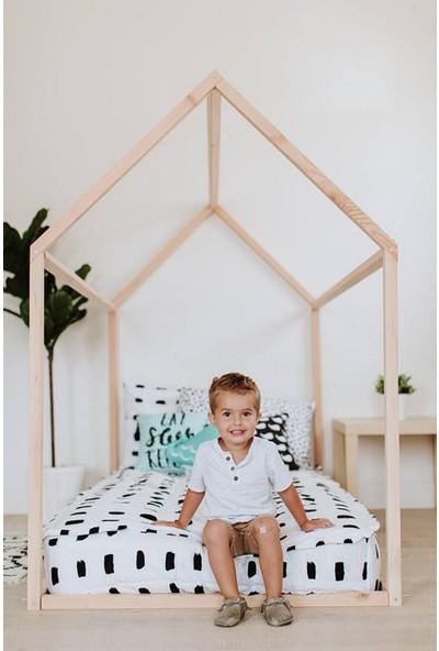 Baby Kinder Freelance Montessori Bebek ve Çocuk Karyolası