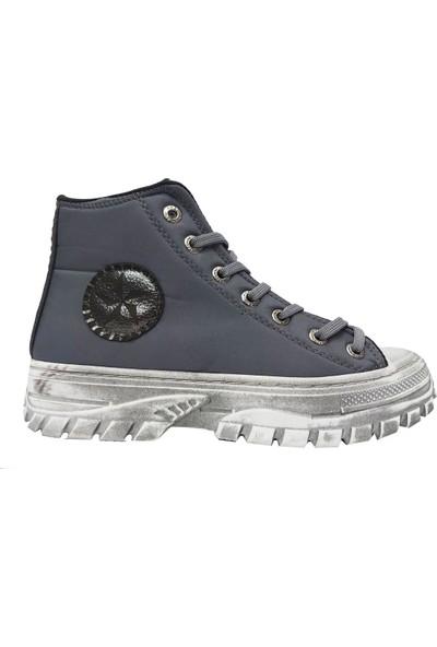 Fendii 050 Paraşut Kumaş Kadın Spor Ayakkabı