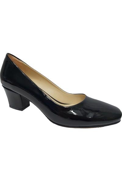 Gizem Maxsens 866 Rugan Kadın Ayakkabı