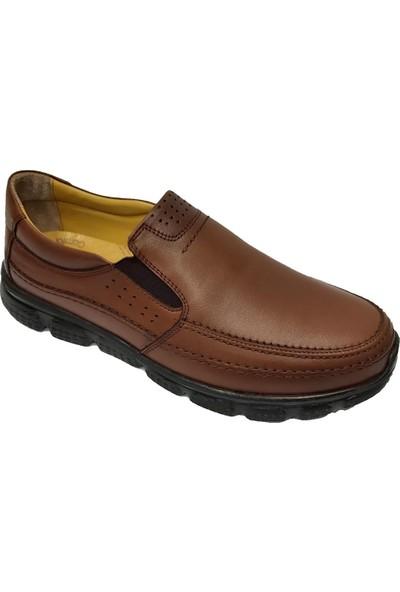 Hisaş 500 Deri Faylon Taban Erkek Ayakkabı