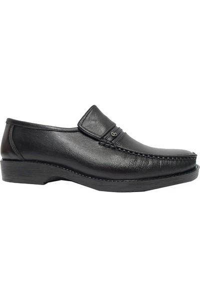 Hisaş 001 Deri Rok Epa Taban Baba Ayakkabısı