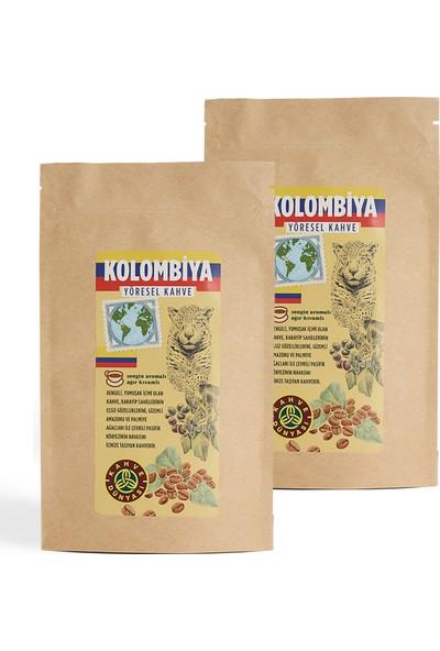 Kahve Dünyası Kolombiya Yöresel Filtre Kahve 200 gr x 2'li
