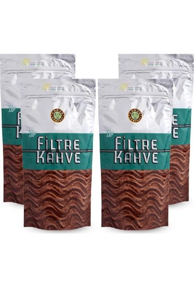 Kahve Dünyası Filtre Kahve 250 gr x 4'lü