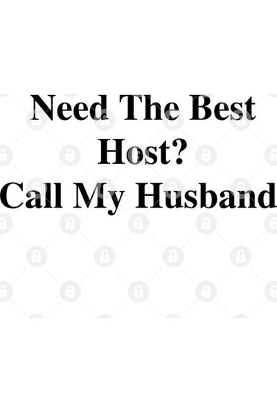 Fizello Need The Best Host? Call My Husband Kupa Bardak