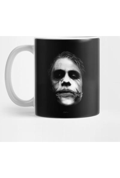Fizello Joker - Ledger Portrait Kupa Bardak