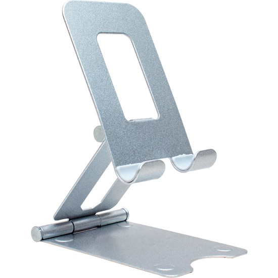 Gaman Alüminyum Alaşım Katlanabilir Masaüstü Telefon Tutucu ve Telefon Standı -2307