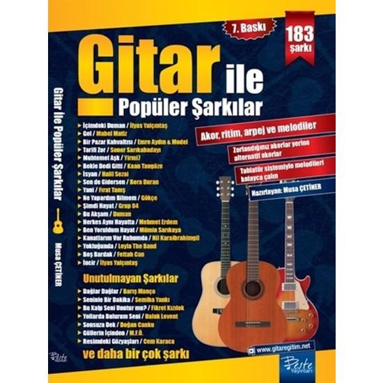 Gitar Ile Popüler Şarkılar - A. Abbas Çelik
