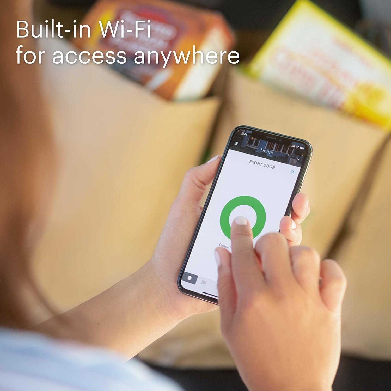 August Wi-Fi 4. Nesil Akıllı Kapı Kilidi (Yurt Dışından) Fiyatı