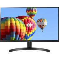 "LG 27 27ML600M-B 27"" 75Hz 5ms (HDMI+VGA) FreeSync FHD IPS LED Monitör"