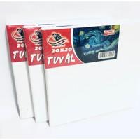 Aşkar 20 x 20 cm Tuval - 3'lü