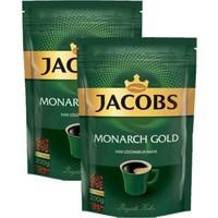 Jacobs Monarch Gold Kahve 200 gr x 2'li