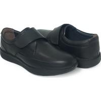Delta Deri Cırtlı Erkek Comfort Ayakkabı