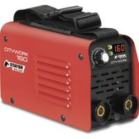 Stayer Cıtywork 160 Amper Kaynak Makinesi (Metal Çantalı)