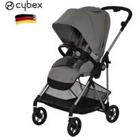 Cybex Melio Bebek Arabası - Soho Grey