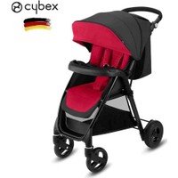 Cybex Cbx Misu Air Bebek Arabası - Crunchy Red