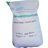Şişecam Saf Karbonat İçilebilir Sodyum Bikarbonat Besin Türü Toz Soda 25 kg
