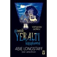 Gizemli Yeraltı Kütüphanesi - Yapışkan Görev - Abie Longstaff