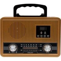 Mikado MDR-683 Siyah Usb-Tf Destekli Bluetooth Fm/am/sw Klasik Radyo