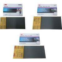 3m 401Q Wetor Dry 1500-2000-2500 Su Zımparası 3'lü Set 138X230MM